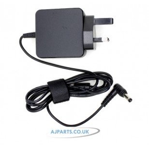 New Replacement AJP AC adapter 45W 19V 2 37A for Toshiba Laptop (Wall Plug)