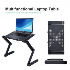 New Folding Computer Table Portable Sofa Lap Tray