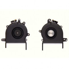"""New Replacement For Apple MacBook Pro A1706 13"""" Inch 2016-2017 Left & Right Pair CPU Cooling Fan Set"""
