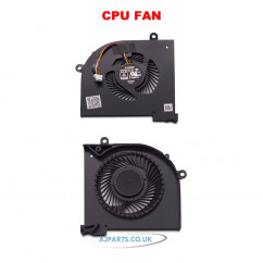 New Replacement For MSI Stealth GS65 8RF GS65VR MS-16Q2 Series 4 Pin Wire CPU Slim Cooling Fan