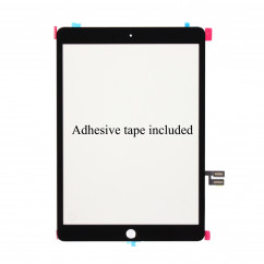 "New Replacement For iPad 7th generation 2019, 10.2"" A2197, A2198, A2200 Touch Screen Digitizer - BLACK"