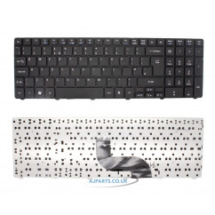 New Replacement Keyboard For Acer Aspire 5820 Black UK Layout