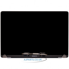 "New Compatible For Apple MacBook Pro 15"" A1990 2018 - 2019 EMC 3215, 3359 Retina LCD Screen Full Assembly SpaceGrey"