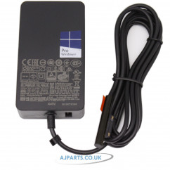 Replacement For Microsoft Surface Pro 5 Adapter Charger 44W 15V 2.58A