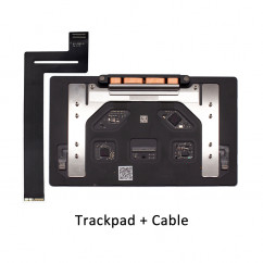 New Replacement For Macbook Pro A1706 Retina Trackpad + Cable Space Grey