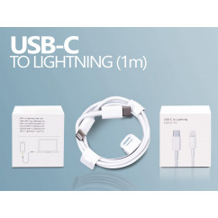 New Replacement For UPS to Lightning Cable